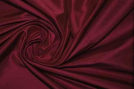 Шелковый репс бордовый
