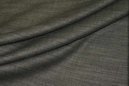 Плательно-костюмный шёлк с шерстью