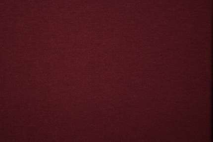 Джерси хлопковый бордовый