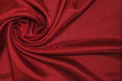 Вискоза подкладочная красная