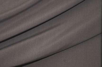 Шёлк плательно-костюмный тёмно-сиреневый