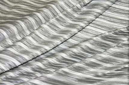 """Плательно-блузочная ткань плиссе """"полоска"""""""