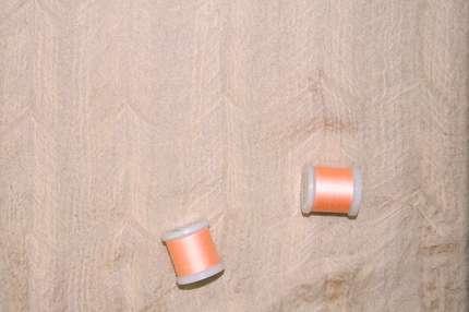 Шифон шелковый трехслойный
