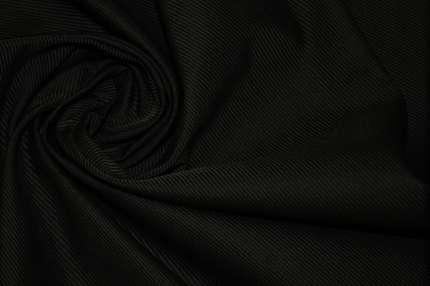 Репс шелковый черный