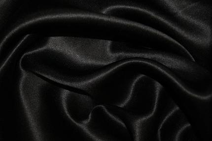 Креп-сатин атлас шелковый