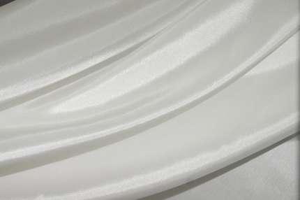 Подкладочная вискоза белая