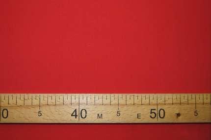 Крепдешин шелковый красный
