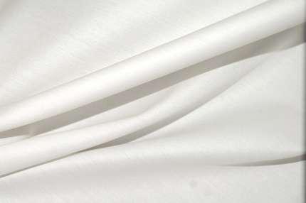 Вискоза плательно-блузочная белая