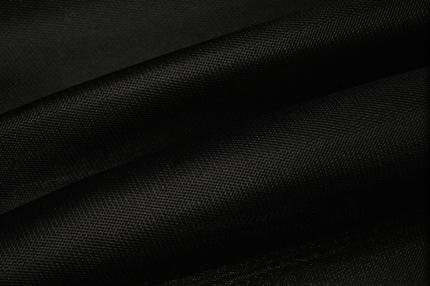 Шелковая сетка черная