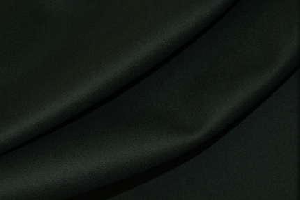 Шерсть сукно тёмный малахит