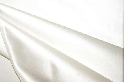 Атлас корсетный белый