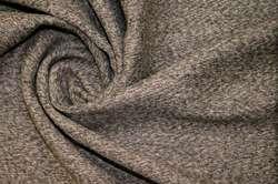Шерсть пальтовая серо-бежевая